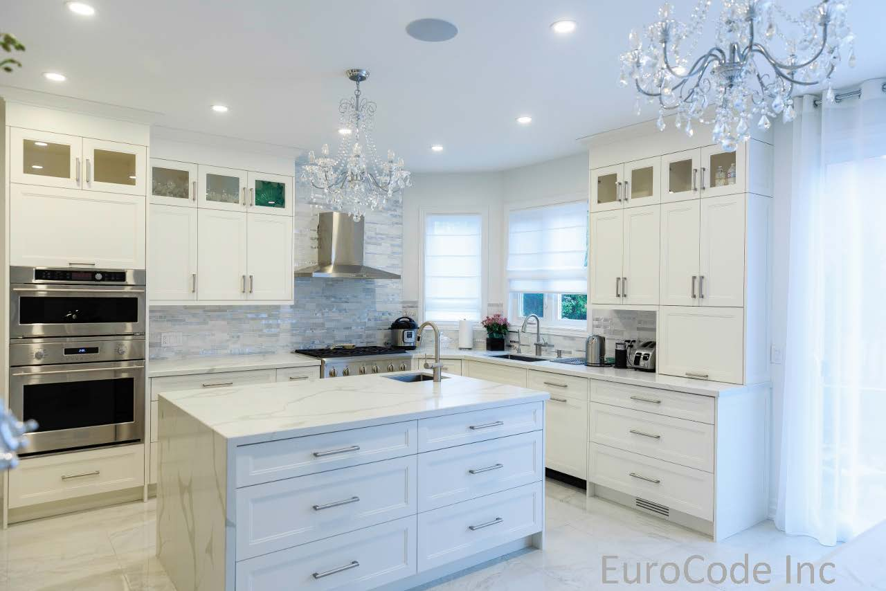 Kitchen in Thornhill – Euro Code